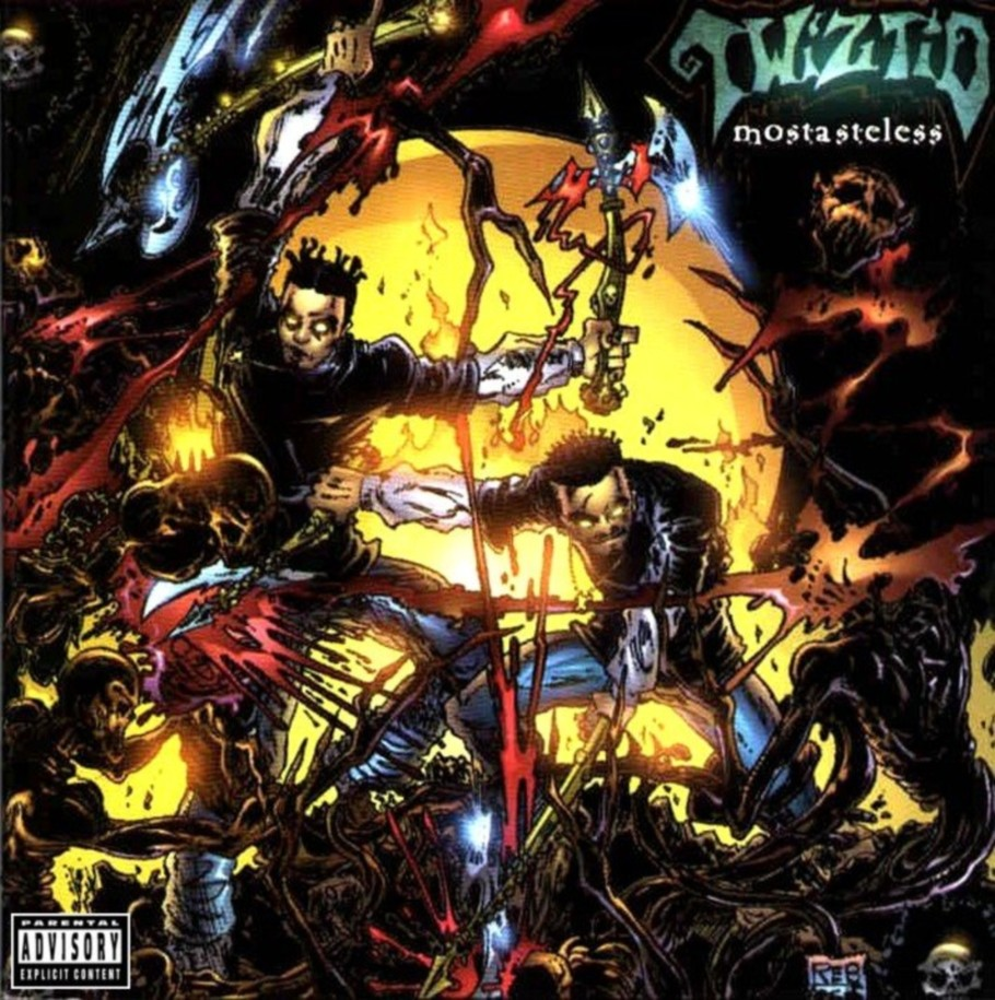 Twiztid - 1St Day Out '98